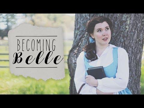 Becoming Belle! || Cosplay Tutorial