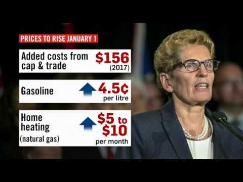 New year, new taxes: Price increases introduced in Ontario