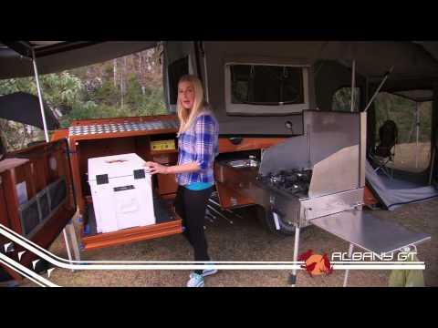 Ezytrail Albany GT Hard Floor Camper Trailer MYTCA