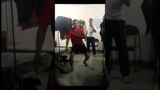 Foji gel mera seen hai song per Super Dance Of Rahul Thapa in Bhopal || By Dhariwalcity