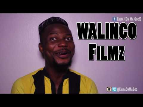 [ Music Comedy ] Yoruba Movie Adverts Be Like - Emma OhMaGod  Cover