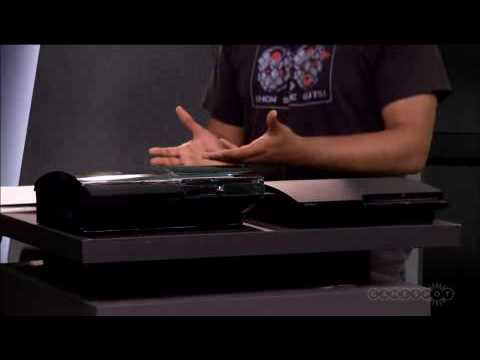 PS3 Slim unboxing