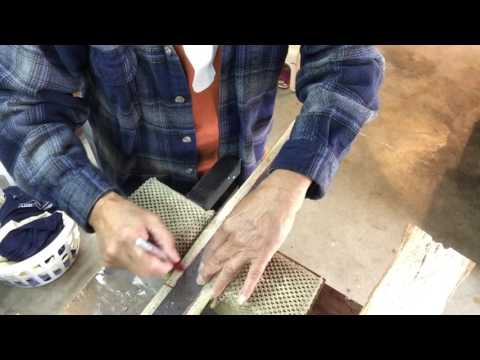 Agave 3 ( How to make an Agave Didgeridoo )