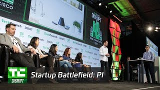 Disrupt SF 2017 Startup Battlefield Finals: Pi | Disrupt SF 2017