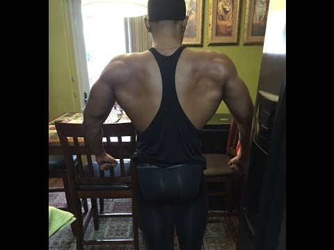 How To Get A Bigger Back With Chinups/Pullups