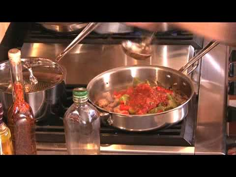 Simple Italian cooking with Joe Marrello - Cavatelli Pasta with Sausage Sauce