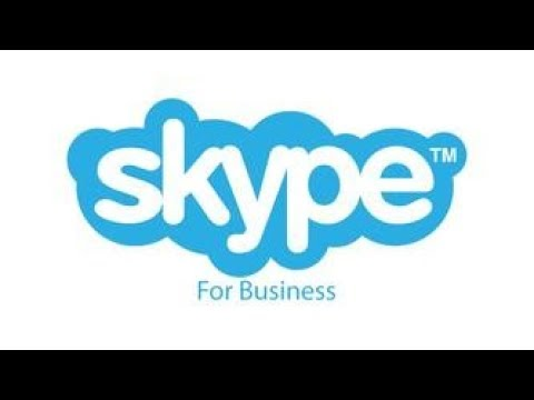 How to remove skype for business