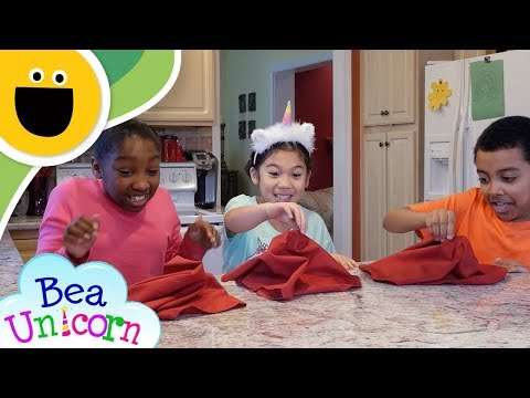 Try it Challenge | Bea Unicorn (Sesame Studios)