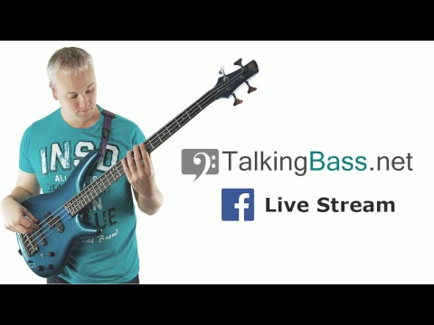 How To Write A Walking Bass Line - Live Stream