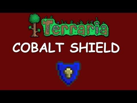Terraria - Cobalt Shield