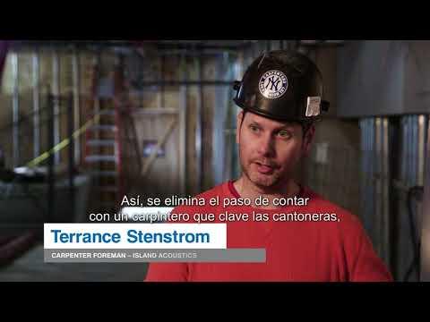 NO-COAT® Drywall Corners: Contractor Testimonial (Spanish)