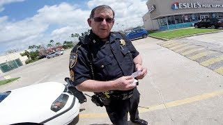 POLICE vs BIKERS   COOL COPS   POLICE ENCOUNTERS & PULLOVERS [Episode 34]