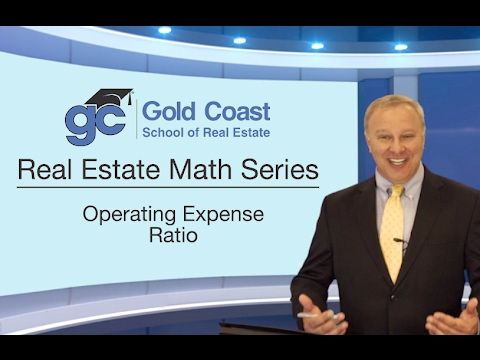 Operating Expense Ratio - Real Estate Math (12 of 18)