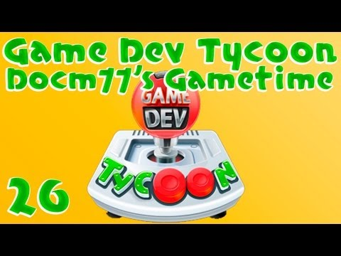Quadruple 10 AAA MMO! Wow!  - Game Dev Tycoon w/ Docm77 - #26