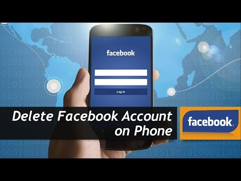 How to Delete Facebook Account on Phone