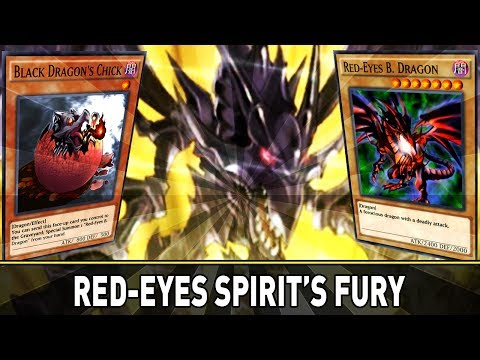 Red Eyes Fury Deck | YuGiOh Duel Links Mobile PVP w/ ShadyPenguinn