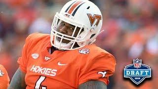 Tim Settle NFL Draft Tape | Virginia Tech DT
