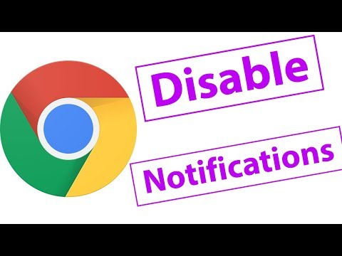 How To Disable/Turn Off Google Chrome Notifications On Windows Pc & Stop Pop Up Ads-2019