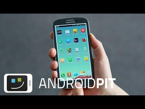 Galaxy S3 screenshot [HOW TO]