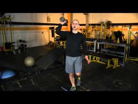 Build Hockey Shoulder Strength