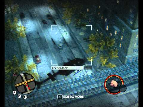 Saints Row The Third: How To Steel S.W.A.T. Helicopters