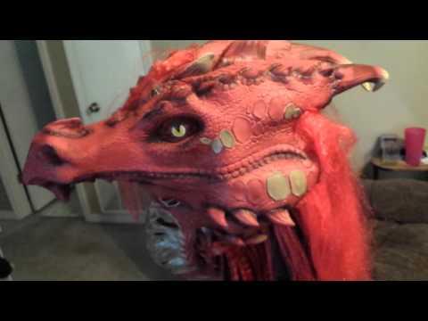Brimstone Dragon Premiere Mask Review