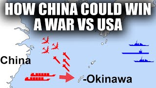 How China Could Win A War vs US