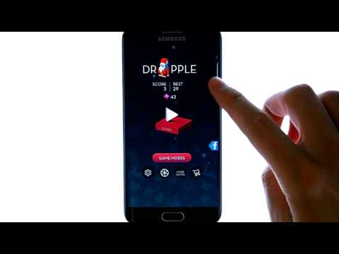 Dropple - Fun Android Game to Test Your Timing Skills - App
