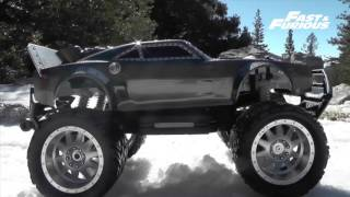Fast & Furious Elite Off-Road Ice Charger R/C