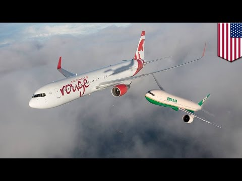 Airport mistakes: LAX gaffe sends EVA flight into another plane's flight path - TomoNews