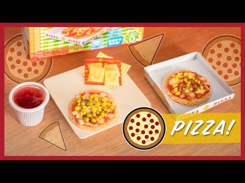 POPIN COOKIN PIZZA!   Kawaii Cookin   Strawburry17