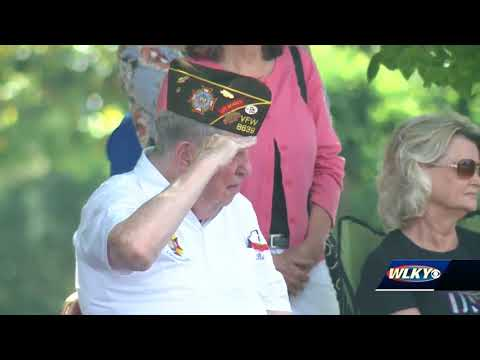 Local VFW posts hold annual Memorial Day ceremony at Cave Hill Cemetery
