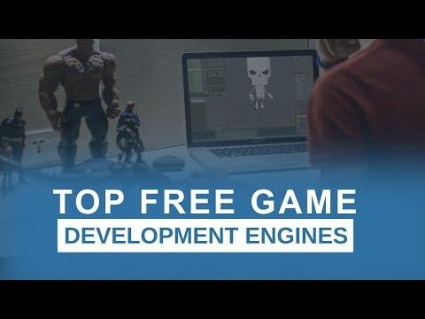 Best free game development software (Part 1)