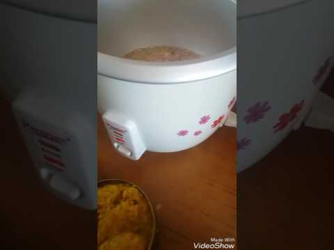How to cook vegetable biryani in electric rice cooker