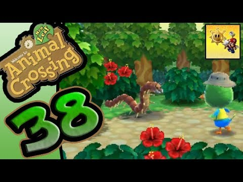 Animal Crossing: New Leaf ||| Part 38 ||| JITTERS VS. CENTIPEDE (IN THE HOOD) (GONE SEXUAL)