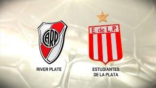River vs. Estudiantes LP. Fecha 9. Torneo de Primera División 2016/2017. FPT