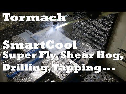 Tormach SmartCool - Multiple Tools - Fusion 360 Post Processor - Stepper Motor Bracket