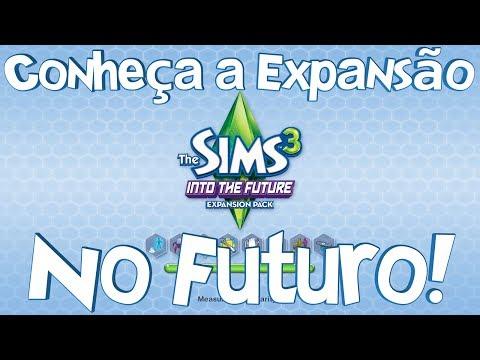 The Sims 3 -  No Futuro! Tour pela mais nova expansão do TS3