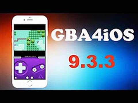 How to download gba4ios on iOS 9.3.3/9.3.4 no jailbreak/computer no date trick or crashing