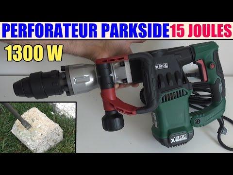 Perforateur Parkside Lidl Pah 1300 Burineur Demolition