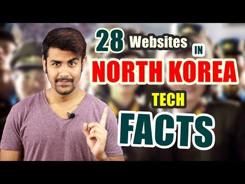 28 Websites in North Korea ? | Things you don't know about technology | Xmini Xoundbar