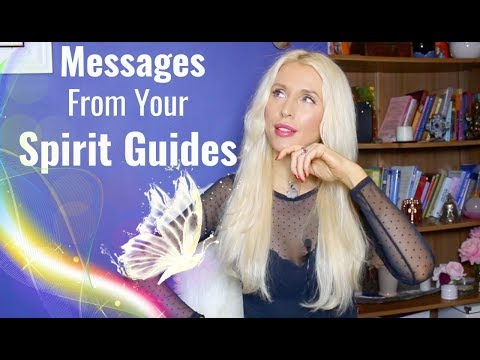 How To RECEIVE A Message From SPIRIT GUIDES