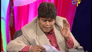 Jabardasth - Roller Raghu Performance on 14th February 2013