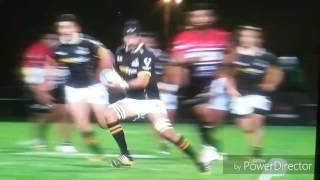 Vaea Fifita making Piers Francis look Silly