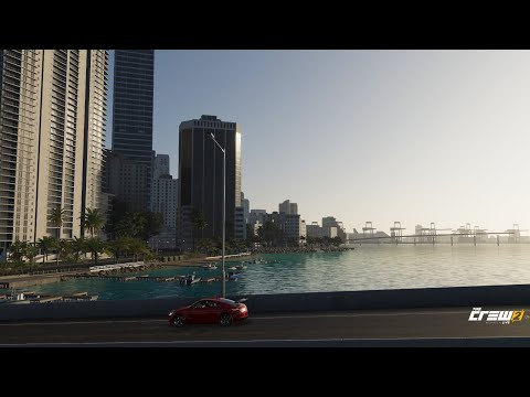 The Crew 2 XBox One X Enhanced Gameplay - Road Trip and Photo Mode