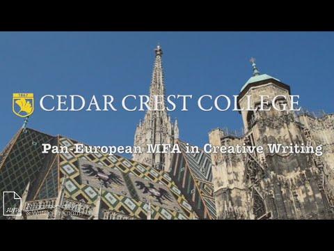 Cedar Crest College's Pan-European MFA (Campus Visit Video Series)