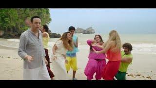 #x202b;رقص مسخرة لدنيا سمير وهنا الزاهد في اجمل مشاهد في اللالالاند بعد ما اكلوا من شجرة حشيش😁😂😁😂#x202c;lrm;