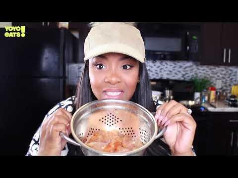 YOYO EATS | CHICKEN & WAFFLES