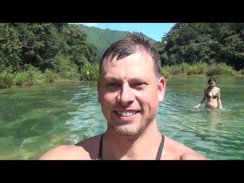 Travel Adventure To Semuc Champey, Guatemala,This is a Paradise!