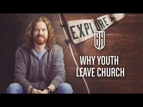The Reason Youth Leave the Church